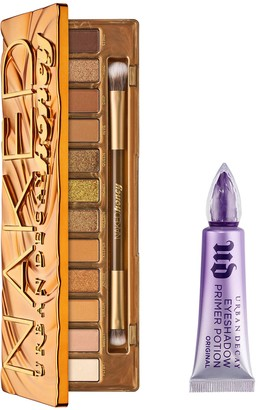 Urban Decay Naked Honey Palette with Primer Potion