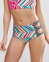 Coco Rave Debbyhigh Waist Bikini Bottoms