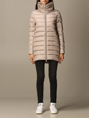 Save The Duck Jacket Irisy Down Jacket In Light Nylon