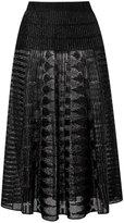 Gig - knit midi skirt - women - Polyimide - PP