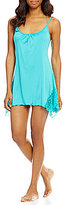 In Bloom by Jonquil Sea Ridge Lace-Insert Racerback Chemise