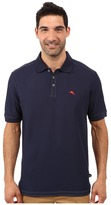 Tommy Bahama The Emfielder Polo Shirt Men's Short Sleeve Pullover