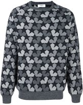 Ports 1961 star print sweatshirt - men - Virgin Wool - S