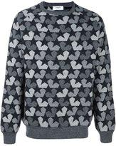 Ports 1961 star print sweatshirt