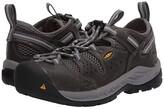 Keen Atlanta Cool II ESD (Steel Toe) (Gargoyle/Blue Fog) Women's Work Boots