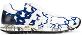 Premiata Lucy lace-up sneakers - women - Leather/Nylon/rubber - 40