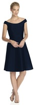 Alfred Sung Bridesmaid Dress In Midnight D686