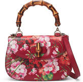 Gucci Bamboo Classic Blooms top handle