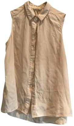 Country Road Ecru Silk Top for Women