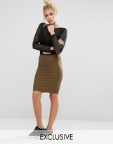 Puma Exclusive to ASOS Bodycon Skirt Co Ord