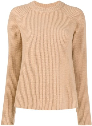 Vince Crew-Neck Knit Sweater