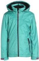 Killtec REANA ALLOVER Outdoor jacket peppermint