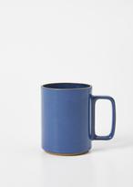 Hasami blue large mug