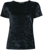 Vince crushed velvet T-shirt
