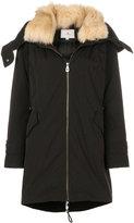 Peuterey oversized hooded jacket