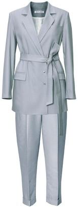 Diana Arno Blake Suit In Smoke Grey