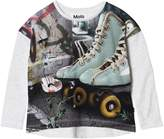 Molo Grey Roller Skates Renate T-Shirt