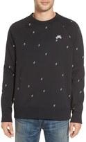 Nike SB Icon Bolt Print Sweatshirt