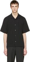 Wooyoungmi Black Bowling Shirt