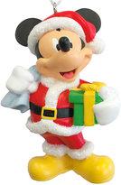 Hallmark Mickey as Santa Resin Ornament