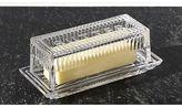 Crate & Barrel 1 Stick Butter Dish