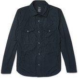 Save Khaki United - Cotton-Poplin Overshirt