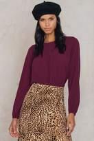 Rut & Circle Rut&Circle Leopard Blouse
