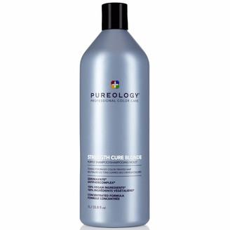 Pureology Strength Cure Blonde Shampoo 1000ml