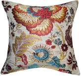 Spencer Home Decor Jonica Floral Throw Pillow