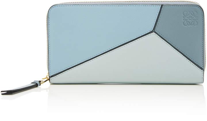 Loewe Puzzle Leather wallet