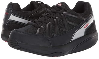 MBT Sport 3 Comfort Width (Black) Women's Shoes