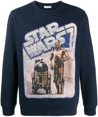 Etro Star Wars print sweatshirt