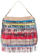 Versace Fringed Frida Tote w/ Tags
