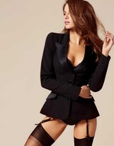Agent Provocateur Billy Jacket Black
