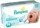 Pampers Swaddlers SensitiveTM 27-Count Size 0 Jumbo Pack Diapers