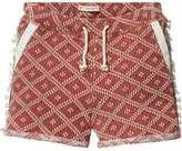 Scotch & Soda Tasseled Sweat Shorts