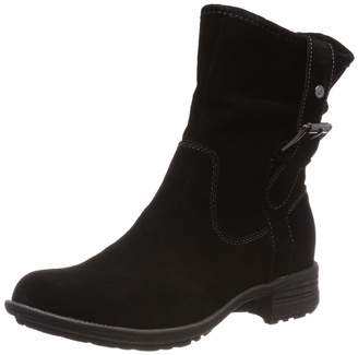 Hush Puppies Collie Calf Boot Women Slouch Boots