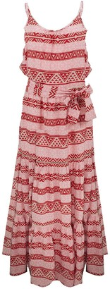 Devotion Zakar Chara Long Dress - One Size