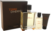Hermes Terre D'Hermes Gift Set, 3 Piece