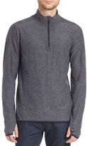 New Balance Sonar Transit Thumbhole Top