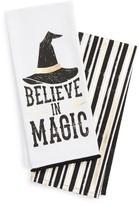 Levtex Believe In Magic 2-Pack Dish Towels