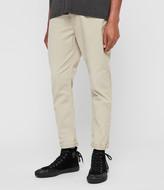 AllSaints Ridge Twill Tapered Jeans