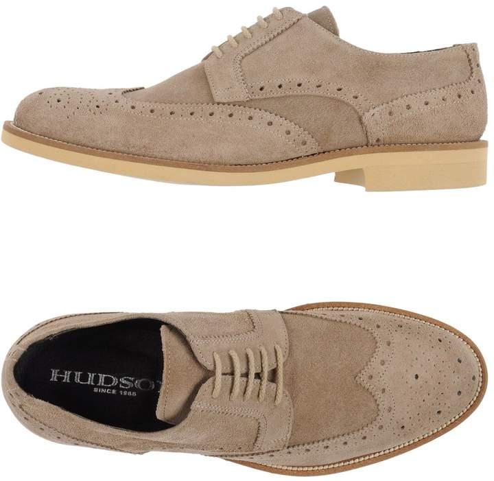 Hudson Lace-up shoes - Item 11198888