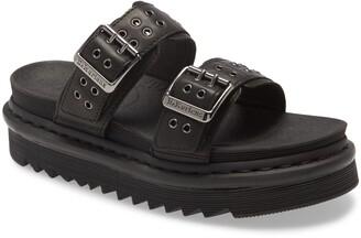 Dr. Martens Myles Hardware Slide Sandal