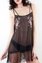 Playful Promises Emily Embroidered Chemise