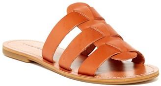 Lucky Brand Aisha Flat Slide Sandal