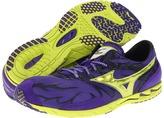Mizuno Wave Universe 4 (Royal Purple/Lime Punch) - Footwear