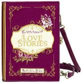 Vendula London Velvet Book Clutches