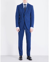 Tom Ford Tailored-fit Fresco Wool Suit