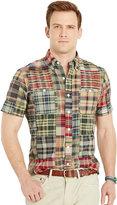 Ralph Lauren Madras Short-sleeve Shirt